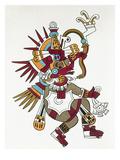 Mexico: Quetzalcoatl Giclee Print