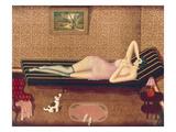 Peyronnet: Woman, C1925 Giclee Print by Dominque Peyronnet