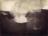 Pompeii: Vesuvius Crater Photographic Print