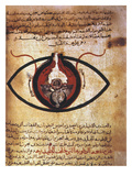 Arab Eye Treatise Giclee Print