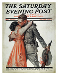 Saturday Evening Post Print
