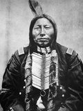 Sioux: Crow King Photographic Print