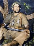 Korean War: G.I., 1950 Photographic Print