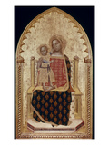 Nuzi: Madonna And Child Giclee Print