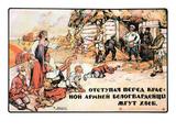 Soviet Poster, 1919 Poster by Alexander Apsit