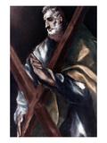 El Greco: St. Andrew Prints by  El Greco