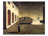 Chirico: Melancolie, 1913 Giclee Print by Giorgio De Chirico