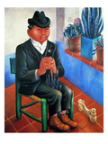 Covarrubias: The Bone Giclee Print by Miguel Covarrubias