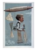 Alberto Santos-Dumont Prints
