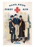 Handbook: First Aid Print