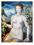 Diane De Poitiers (1499-1566) Giclee Print by Jean Capassin