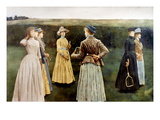Khnopff: Memoires, 1889 Giclee Print by Fernand Khnopff