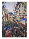 Monet: Montorgeuil, 1878 Prints by Claude Monet