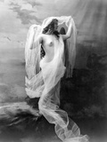 Nude, C1900 Photographic Print by Fritz W. Guerin
