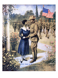 World War I: Recruitment Giclee Print