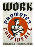 New Deal: Wpa Poster Art