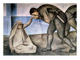 Orozco: Farewell, 1926 Giclee Print by Jose Clemente Orozco
