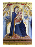 Lorenzetti: Madonna Giclee Print by Pietro Lorenzetti