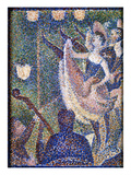 Seurat: Chahut Study, 1889 Giclee Print by Georges Seurat