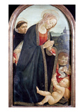The Virgin And Child Giclee Print by  Master of the Fiesole Nativity