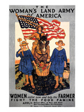 World War I: U.S. Poster Posters by Herbert Andrew Paus