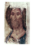 Russian Icons: The Saviour Art by Andrei Rublev