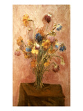 Mafai: Flowers, 1938 Giclee Print by Antonietta Raphael Mafai