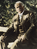 Carl G. Jung (1875-1961) Photographic Print