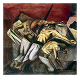 Mexican Revolution Art by Jose Clemente Orozco