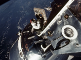 Space: Apollo 9 Photographic Print