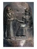Code Of Hammurabi Giclee Print