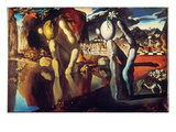 Dali: Narcissus, 1934 Prints by Salvador Dalí
