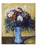 Cezanne: Flowers, 1873-75 Giclee Print by Paul Cezanne