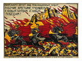 Russia: Poster, 1919 Prints