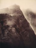 Pompeii, Mt Vesuvius Photographic Print