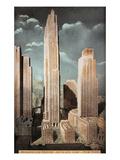 Rockefeller Center Posters
