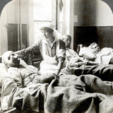 World War I: Nurse Photographic Print