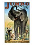 Circus Poster Giclee Print