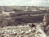 Holy Land: Jerusalem Photographic Print