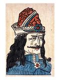 Vlad Iii (1431-1477) Giclee Print