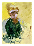 Mary Cassatt (1845-1926) Giclee Print by Mary Cassatt