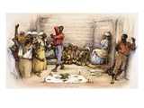 Voodoo Dance, 1885 Giclee Print by Edward Windsor Kemble