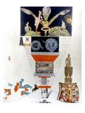 Ernst: Manifest Dada Giclee Print by Max Ernst