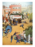 China: Poster, 1974 Giclee Print