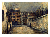 Utrillo: Mont-Cenis Prints by Maurice Utrillo