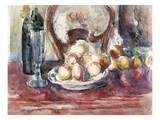 Cezanne: Still Life Print by Paul Cézanne