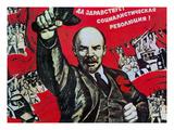 Communist Poster, 1968 Giclee Print by Vladimir Kalensky