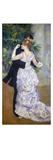 Renoir: Town Dance, 1883 Giclee Print by Pierre-Auguste Renoir