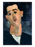 Juan Gris (1887-1927) Prints by Amedeo Modigliani