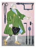 Surgeon, 18Th Century Art